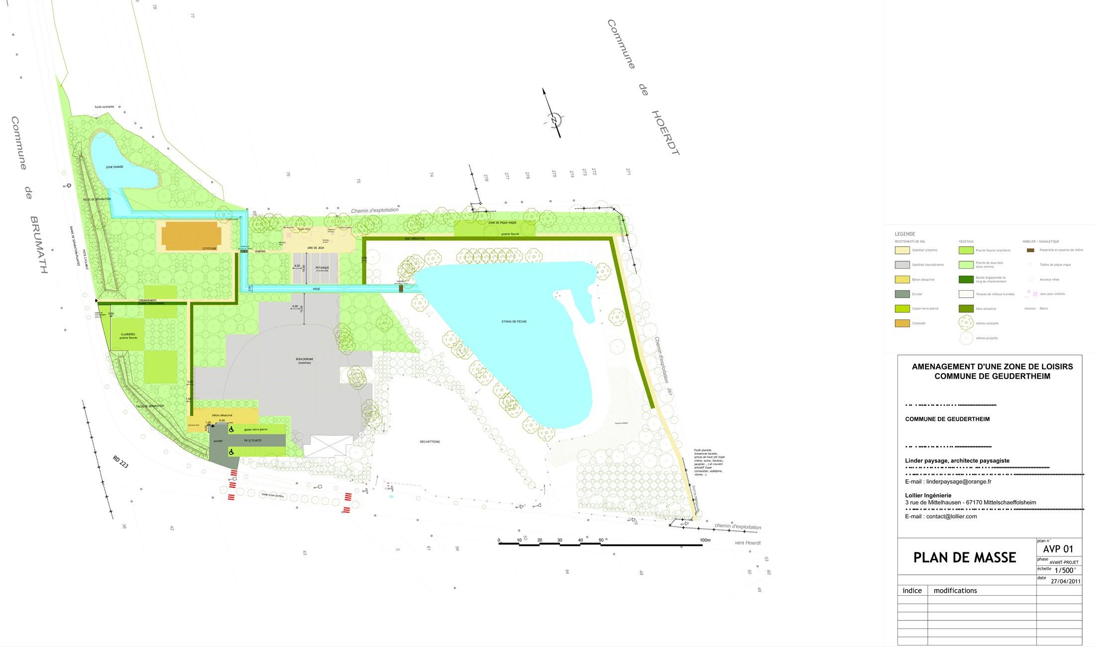 Site officiel de la commune de geudertheim zone de loisirs for Zone commune